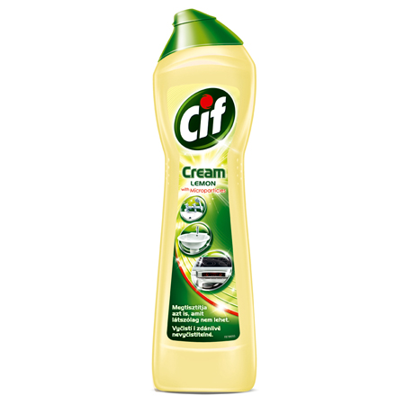 Cif Cream Lemon 500 ml